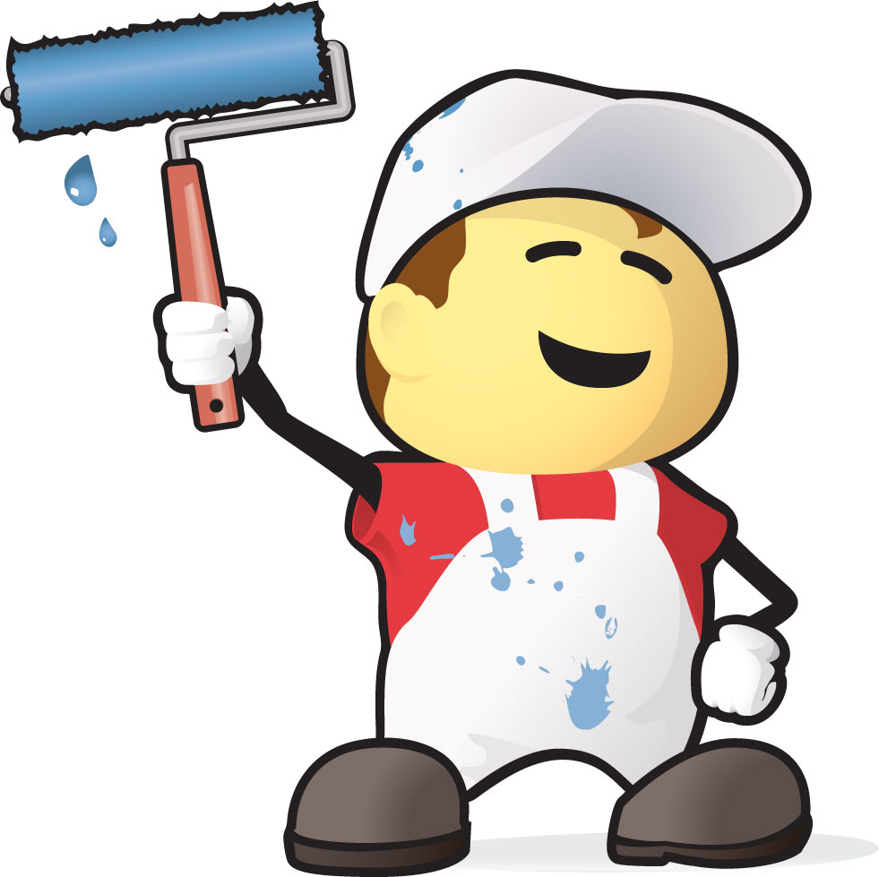 Ideas for landlords redecorating your rental property for Painting and decorating logo ideas
