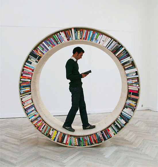 Unusual Bookshelf Designs Localtraderscom