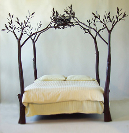 weird and wonderful beds