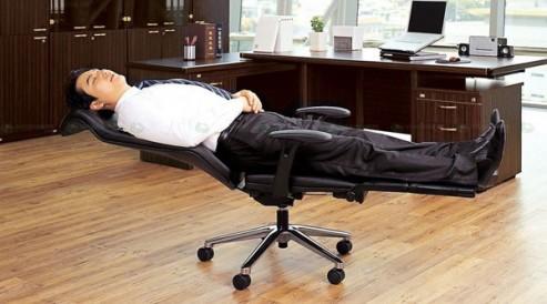 the office lazyboy. Black Bedroom Furniture Sets. Home Design Ideas