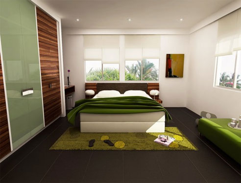 eco friendly interior is the perfect modern design for your bedroom