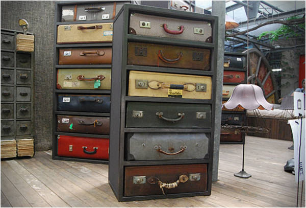 Make Use of Those Old Suitcases | localtraders.com
