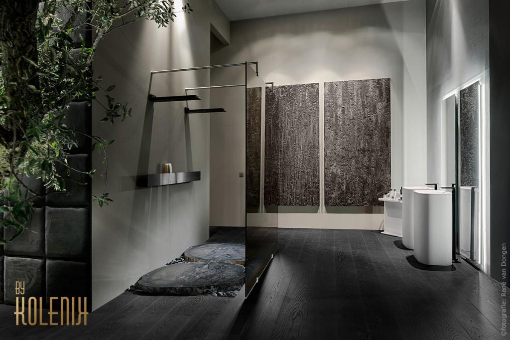 Eco Chic Bathroom Design