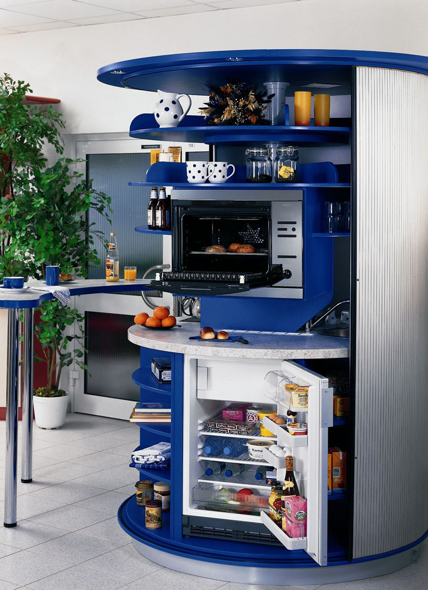 The Compact Kitchen